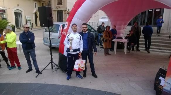 Premiazione Mauro Memoli