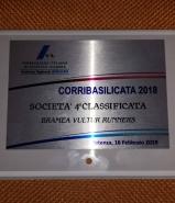 targa corribasilicata2018